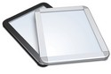 Sizes 8 x 10 - 24 x 36 Snap Frames: Radius Corners/Matte Lens