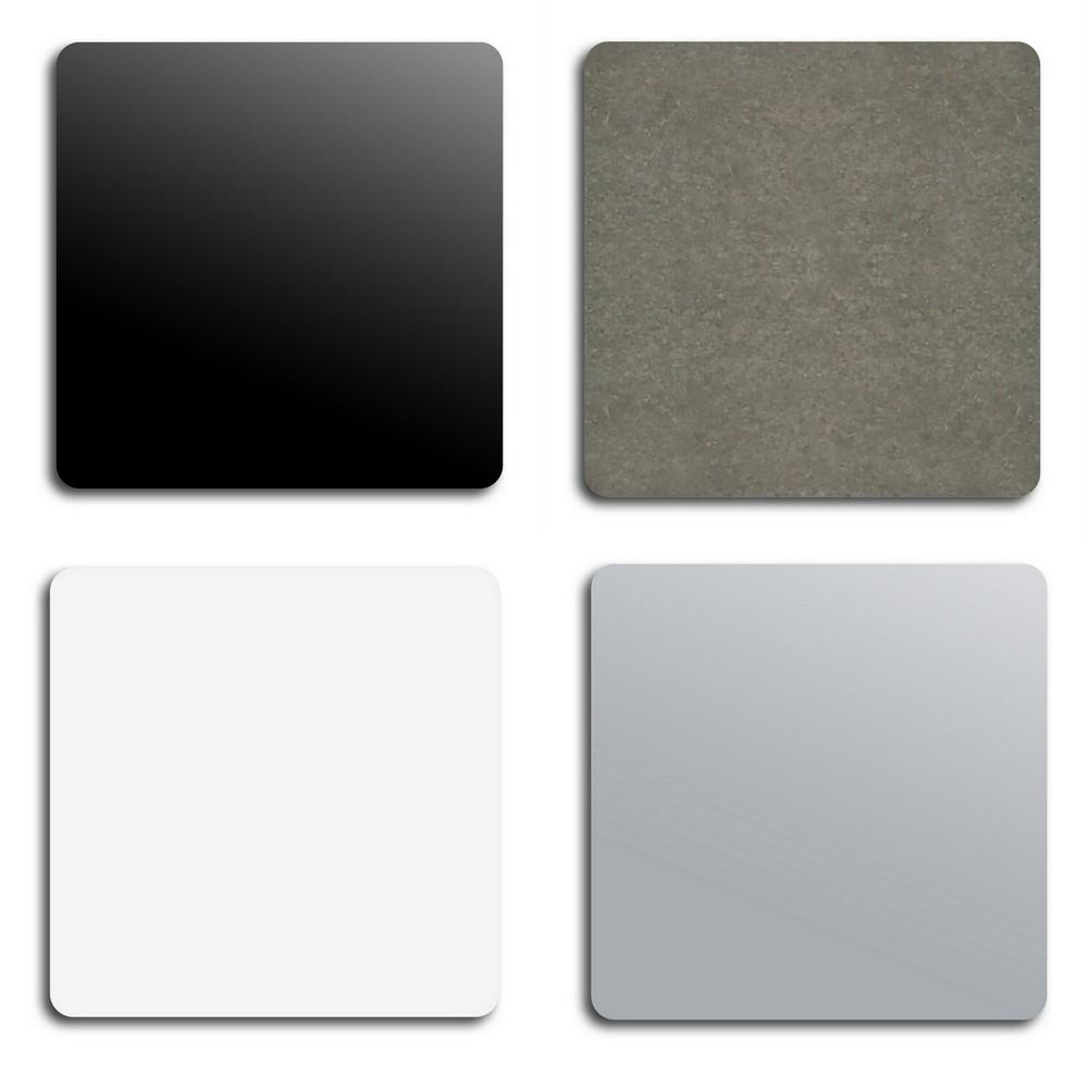 Magnetic Frames  11 x 7, 11 x 8 1/2 & 14 x 11; Black