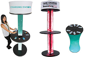 Phone, IPAD Charging Centers