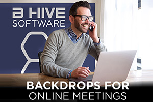 Backdrops For Zoom Online Meetings