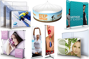 Banner Displays / Trade Show Exhibits