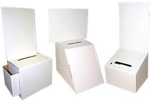 Buy Cardboard Ballot Boxes   Cheap Lead Boxes   Cardboard Ballot Box