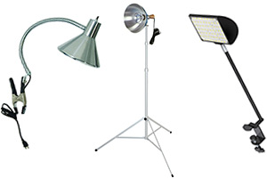 Easel Lighting