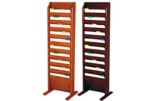 File, Chart Floor Stands