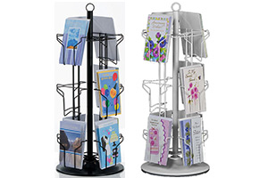 Counter Greeting Card Displays