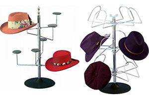 ea1936e1987 Counter Hat Display Racks