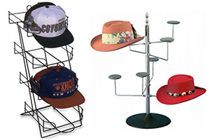 Hat Display Racks
