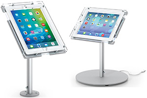 Counter iPad Stands
