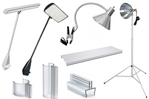 Exhibit & Banner Display Accessories