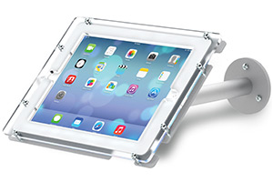 Wall Mount iPad Displays
